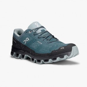 On Cloudventure Waterproof Mand - Storm/Cobble