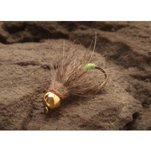 Cased Caddis  -  tan