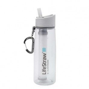 Lifestraw Go Vandflaske - Clear