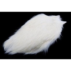 Whiting Spey - Hen Cape - White
