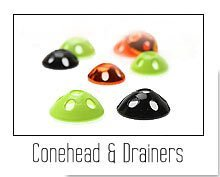 Drainers og Coneheads